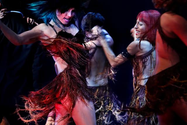 뮤지컬 '번더플로어-Joy of Dancing' 공연.