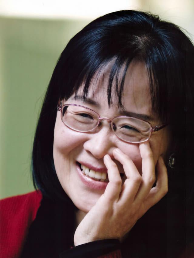 김상옥시조문학상 수상자 박명숙 시인