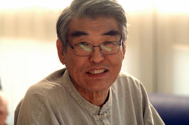 청마문학상 수상자 김지하 시인