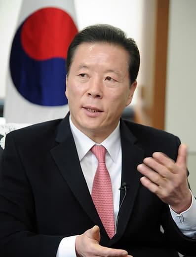김 오 영(65) 전 도체육회 상임부회장