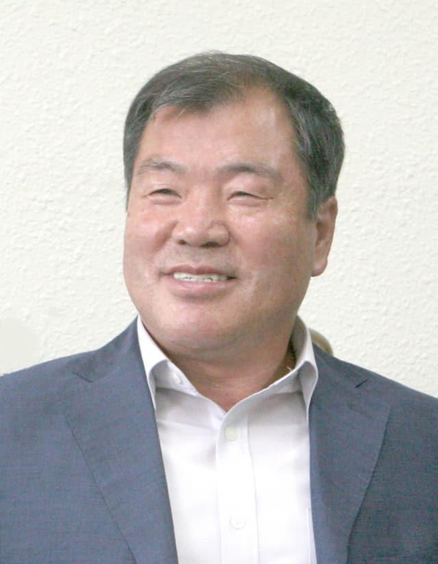 이 승 화(64) 전 군체육회 상임부회장