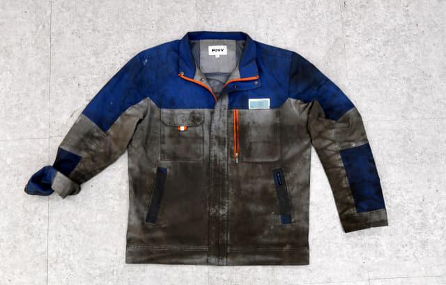 김해 노동자작업복 공동세탁소