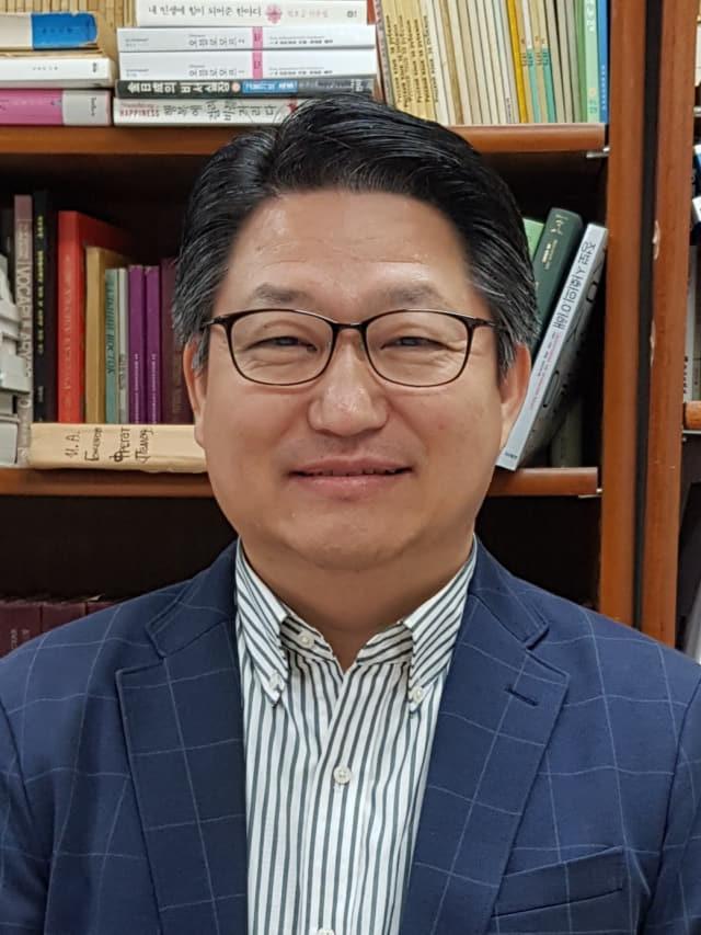 정은상 경남대학교 자유전공학부 교수