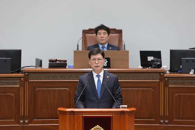 김상찬 시의원