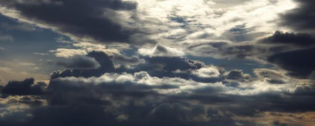 흐린 하늘 자료사진./픽사베이/