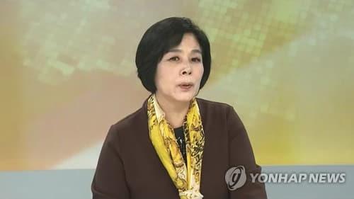 최민희 전 더불어민주당 의원[연합뉴스TV 제공]
