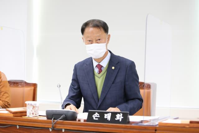 손태화 창원시의원.