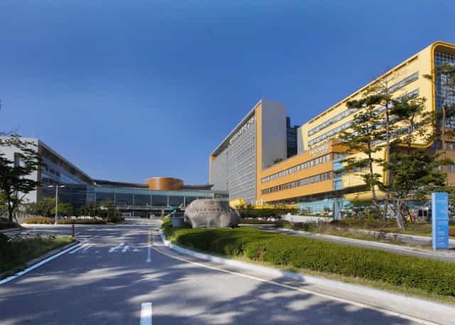 양산부산대병원 전경/병원제공