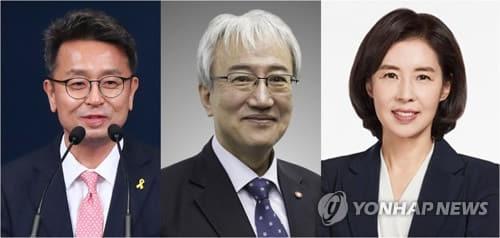 [(왼쪽부터) 연합뉴스 자료사진, 청와대 제공. 재판매 및 DB 금지]