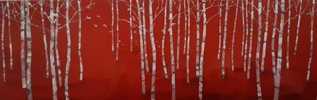 박은경 作 '자작나무숲'