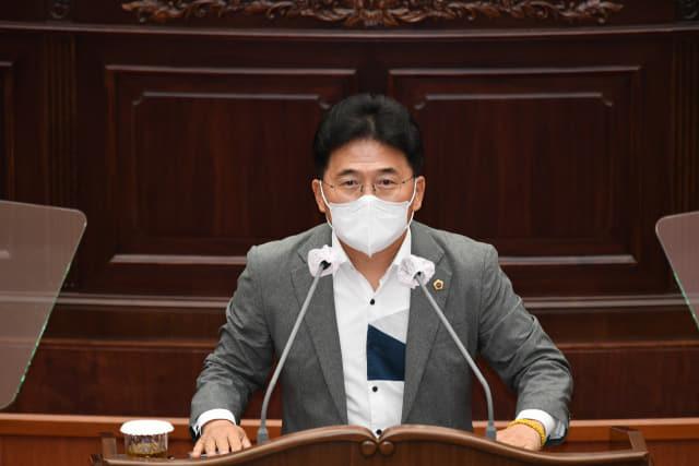 김영진 도의원.