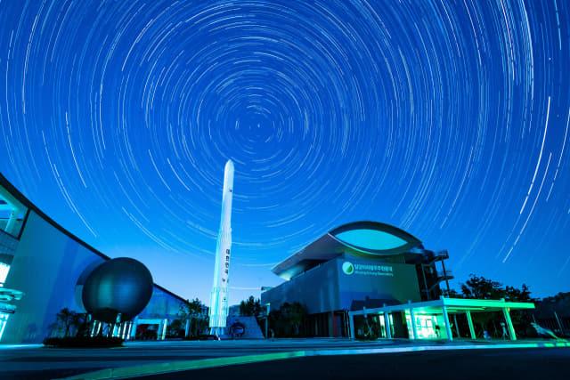 밀양아리랑 우주천문대 별자리
